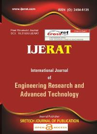 View Vol. 7 No. 10: IJERAT, October-2021